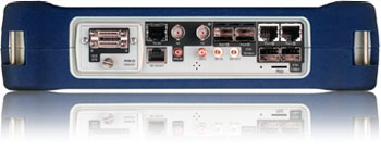 xGenius: multitechnology Synchronization, PTP, 10GbE, Double port